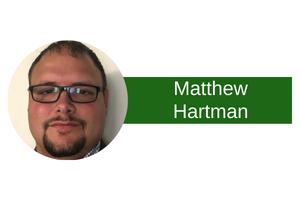 Matt Hartman presents Benefits of Rigid Cover Board